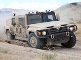 Navistar Unveils Light Tactical Vehicle at AUSA