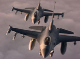 Oman to Acquire New Batch of F-16 Fighter Jets