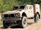 Oshkosh Spotlighted New Vehicles at DSEi 2011