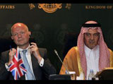 Prince Saud Al-Faisal's Stance on Regional Hotspots