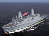 Raytheon to Integrate Electronic Systems to LPD 26