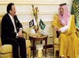 Riyadh-Islamabad to Jointly Fight Terrorism