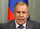 Russia Opposes Arms Embargo on Syria