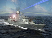 Saab to Upgrade all ANZAC Ships' Combat Systems