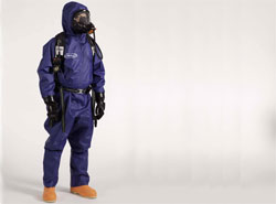 Saint-Gobain's Chemical Protective Suits at Intersec 2012