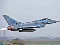 BAE Close to Selling 12 Eurofighter Typhoons to Oman