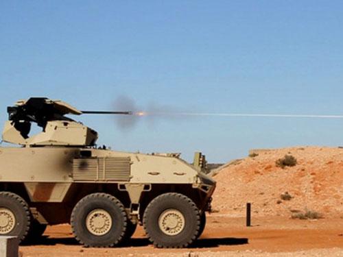 BAE Unveils New Remote Turret
