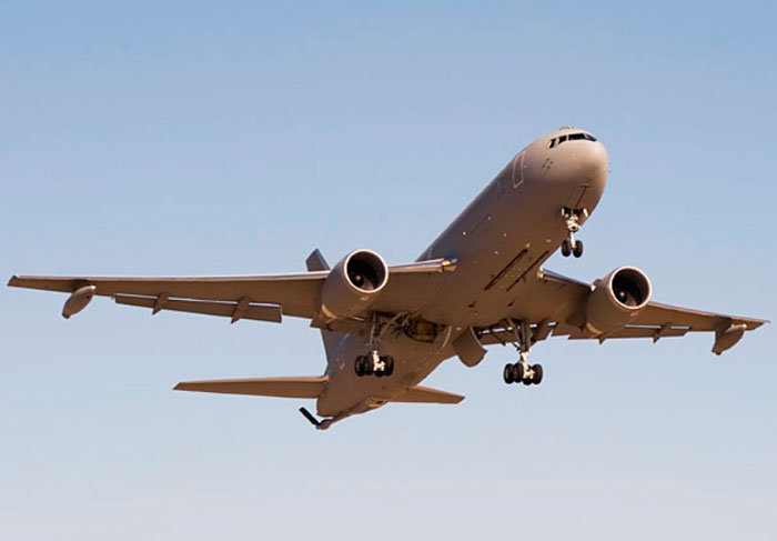 Boeing Begins Assembly of KC-46 Tanker Refueling Boom