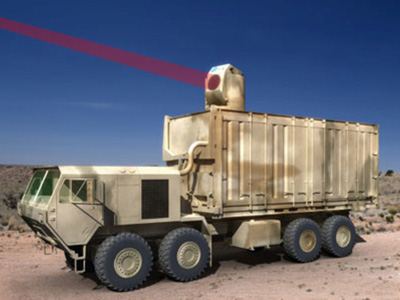Boeing's High Energy Laser Mobile Demonstrator