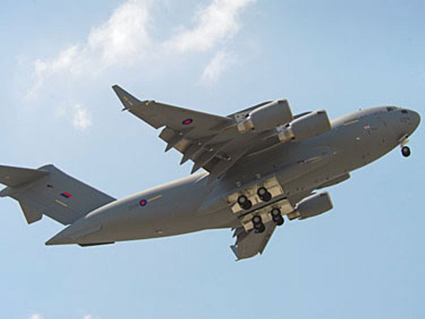 Boeing Wins $2 Billion C-17 Sustainment Contract