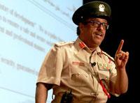 Dubai Police Chief Warns of Muslim Brotherhood