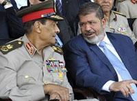 Egypt President Dismisses Field Marshal Tantawi