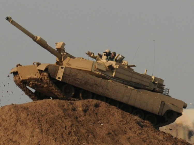 GD Wins US Army Abrams Modernization Contract