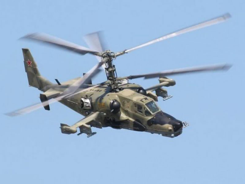 Iraq-Russia Sign $4.2 Billion Arms Deal