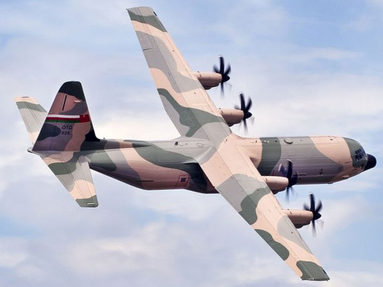 Iraq Takes Delivery of C-130J Super Hercules