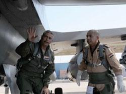 Iraqi Pilots Start F-16 Training in Arizona