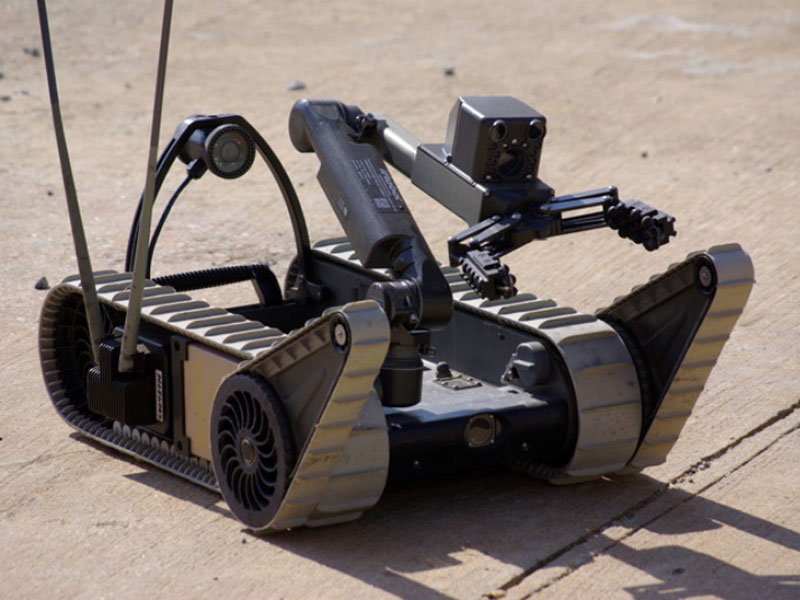 iRobot Wins US Army Contract