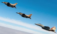 Israeli Planes Hit Own Spy Device in Southern Lebanon