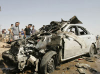 July Deadliest Month in Iraq in Nearly 2 Years