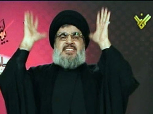 Nasrallah: Thousands of Rockets to Rain on Israel if it Attacks Lebanon