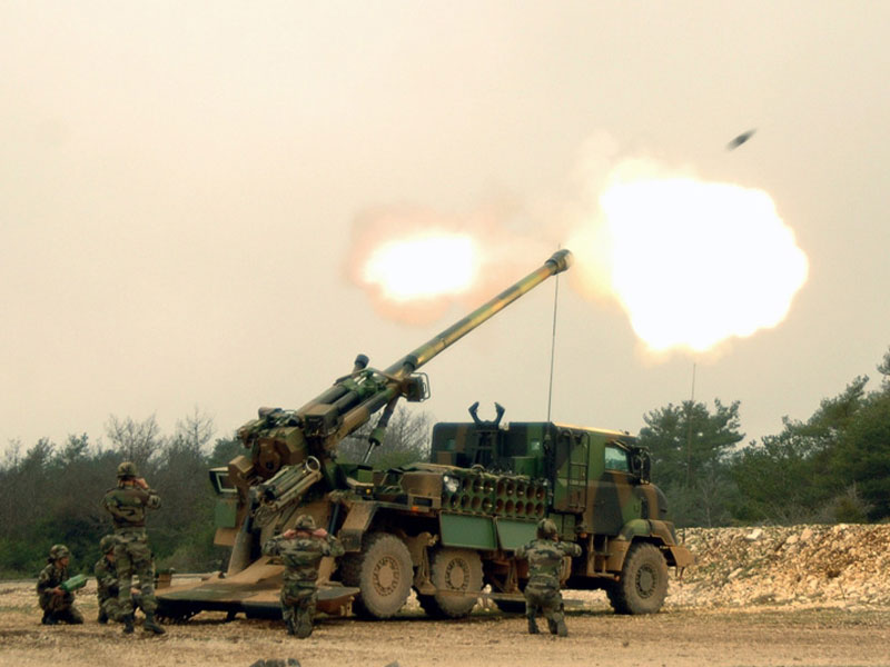 Nexter Presents CAESAR® at INDODEFENCE 2012
