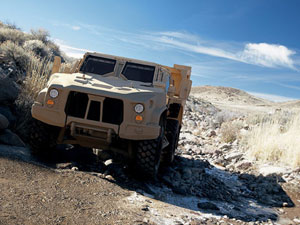 Oshkosh to Develop Joint Light Tactical Vehicles