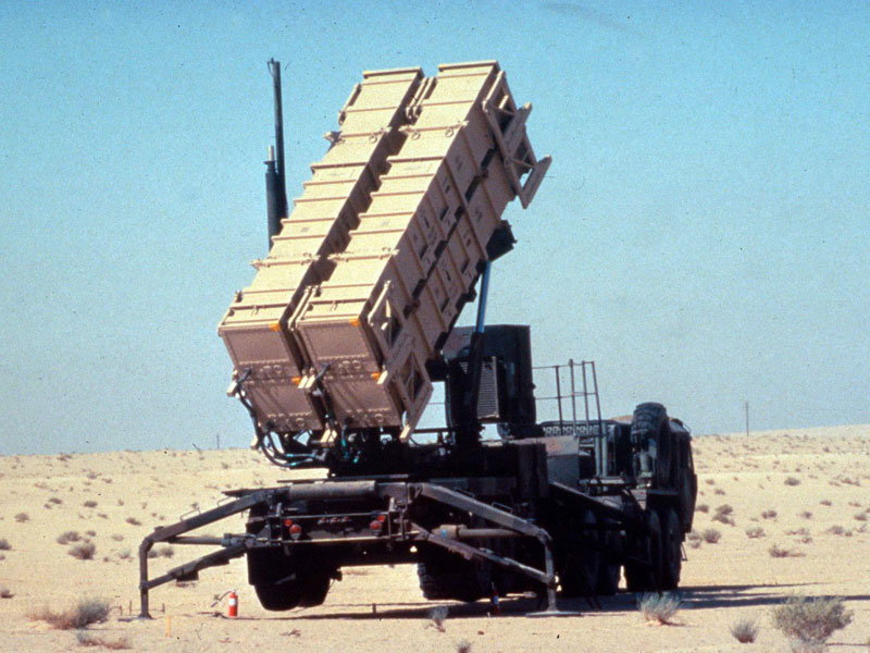 Qatar to Also Get PATRIOT Missiles & Related Equipment