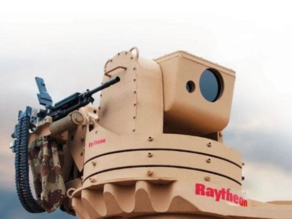 Raytheon Unveils BattleGuard Modular Weapon System