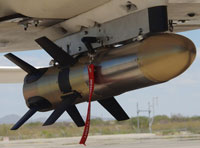 Raytheon's New Guided Bomb Completes 1st Flight Test