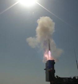 Royal Guard of Oman Tests MBDA's VL MICA Missile