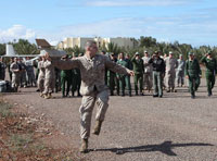 Royal Moroccan Air Forces Witness RG-11 B Raven Flight