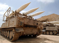 Syrian Arms Imports Surge in 2007-2011