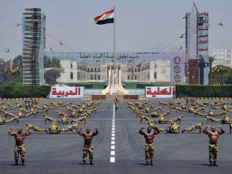 The Egyptian Military Academy Denies Favoring Islamist Students