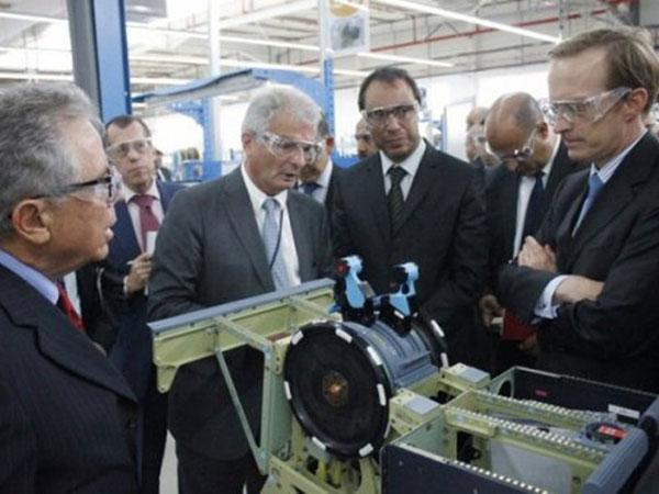 UTC Aerospace Systems Inaugurates 1st Facility in Morocco
