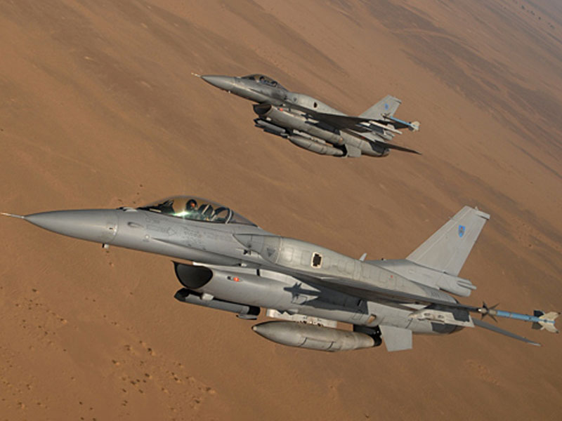 BAE Systems to Provide Critical F-16 Equipment to Oman