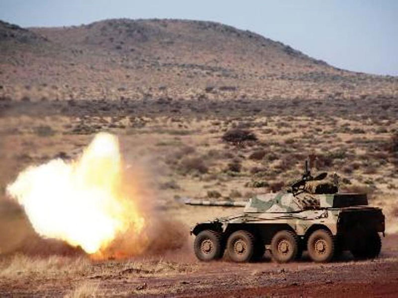 China Displaces UK as 5th Arms Exporter