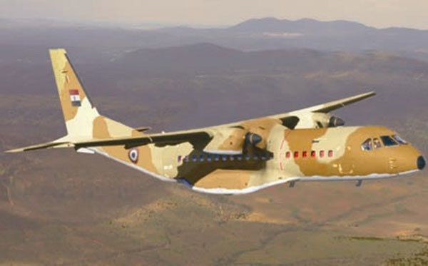 Egyptian Air Force Orders 6 Additional C295 Aircraft