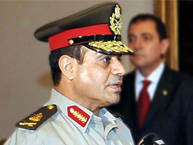"Egypt's Defense Minister Warns of ""State Collapse"""