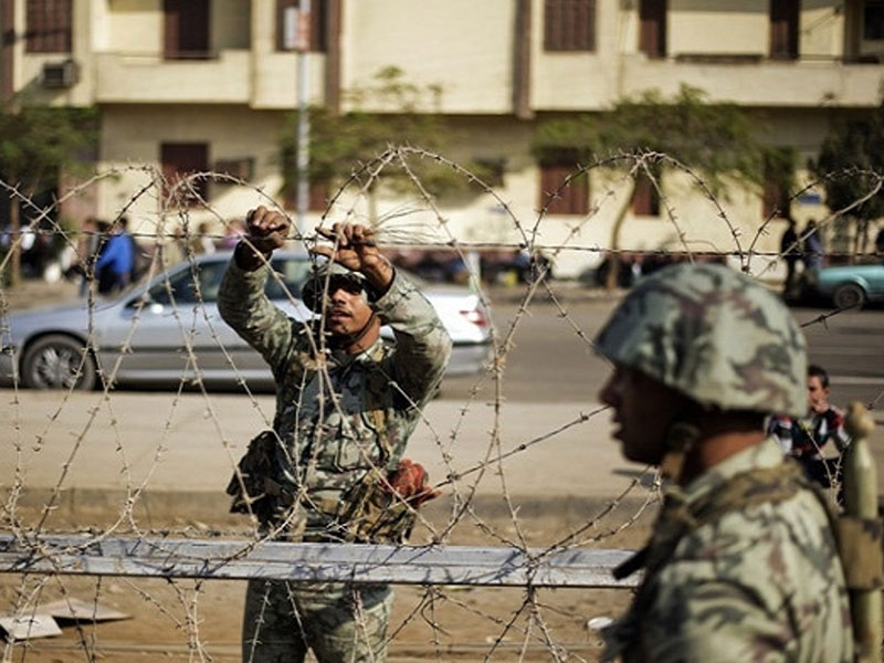 Egypt's Senate Grants Army Power of Arrests