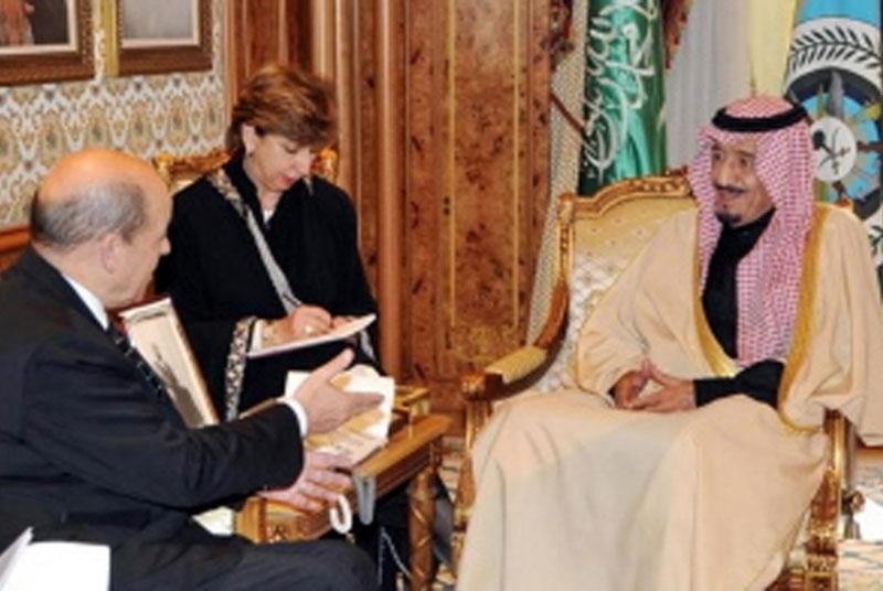 French Defense Minister Visits Saudi Arabia