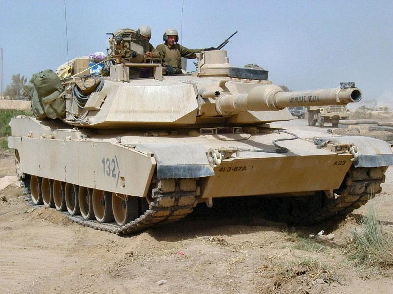 GD to Produce Additional Saudi M1A2 Abrams Tanks