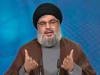 Hezbollah Hints at Possible Syria Intervention