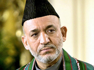 Karzai to Discuss Peace Process with Taliban in Qatar