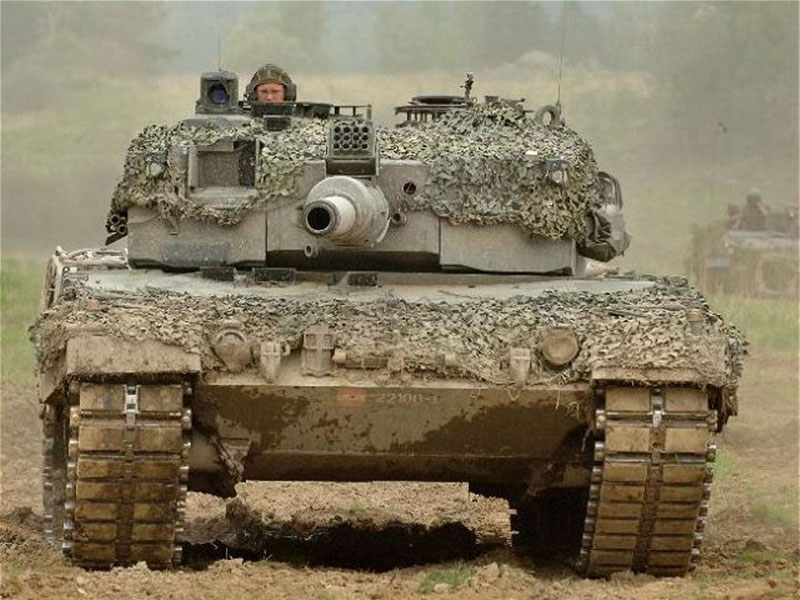 KMW to Supply Leopard 2 Tanks and Howitzers to Qatar