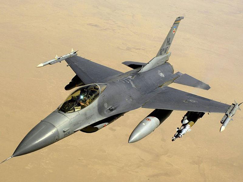 L-3 to Build Iraq F-16 Block 52 Full Mission Trainers