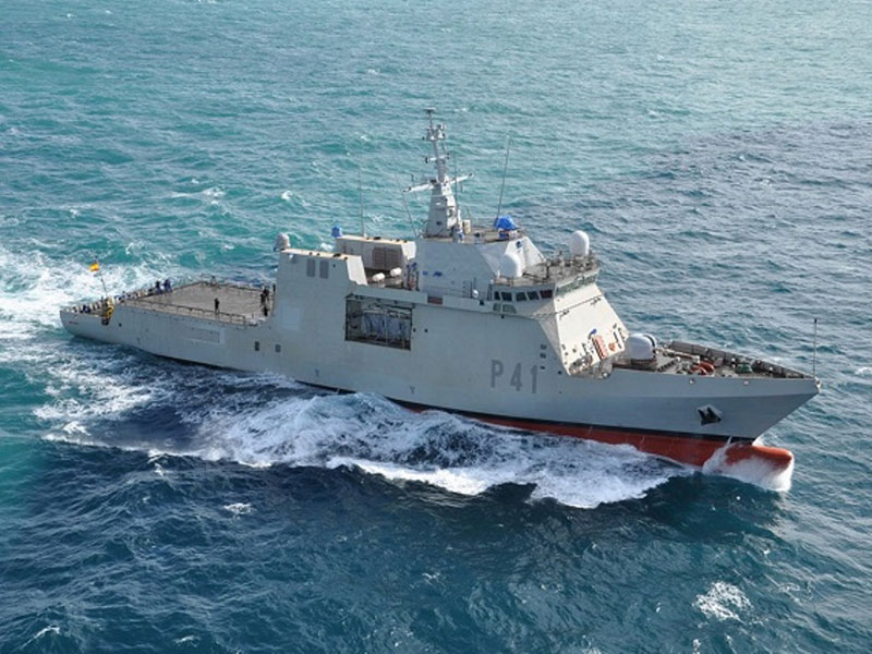 Navantia & Damen to Participate Again at DIMDEX 2014