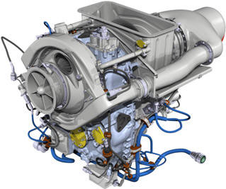 Rolls-Royce Launches Latest M250 Engine Variant
