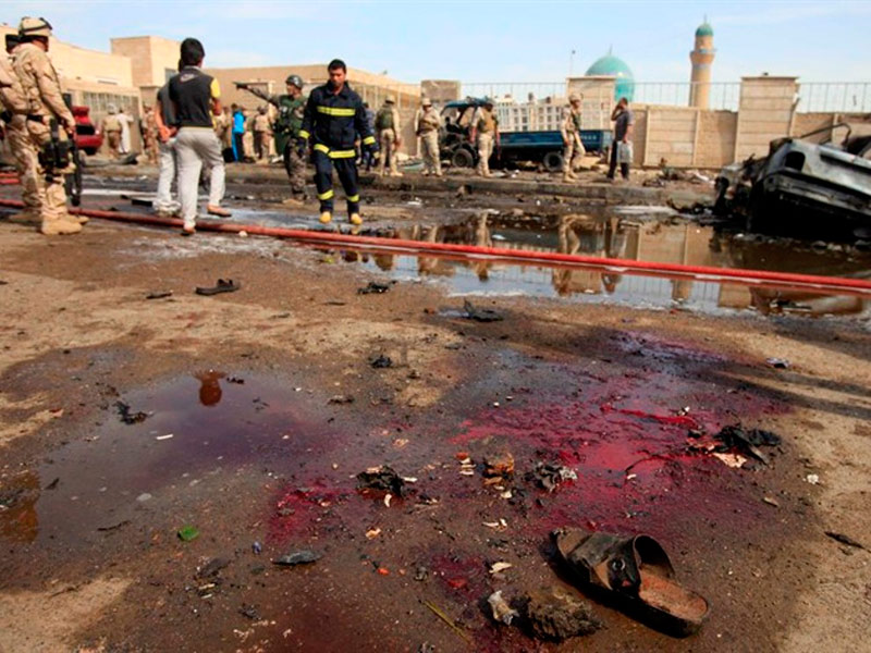 "U.N.: ""April Deadliest Month for Iraq since June 2008"""