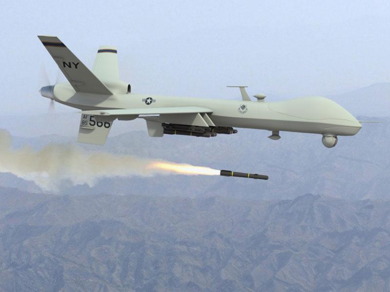 U.S. Media Debates Secret Drone Base in Saudi Arabia