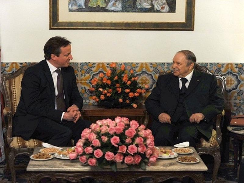 UK Seeks Partnership with Algeria to Combat Terrorism